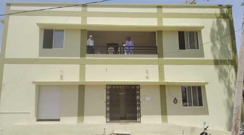 नागझिरी की सहकारी संस्था नवीन भवन में स्थानांतरित