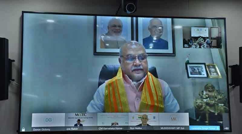 केंद्रीय कृषि मंत्री तोमर ने किया कर्नाटक के 3 उत्कृष्टता केंद्रों का उद्घाटन
