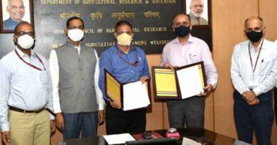 """आईसीएआर और डिजिटल इंडिया ने किसानों को """" टेली कृषि सलाह"""" देने के लिए एमओयू किया"""