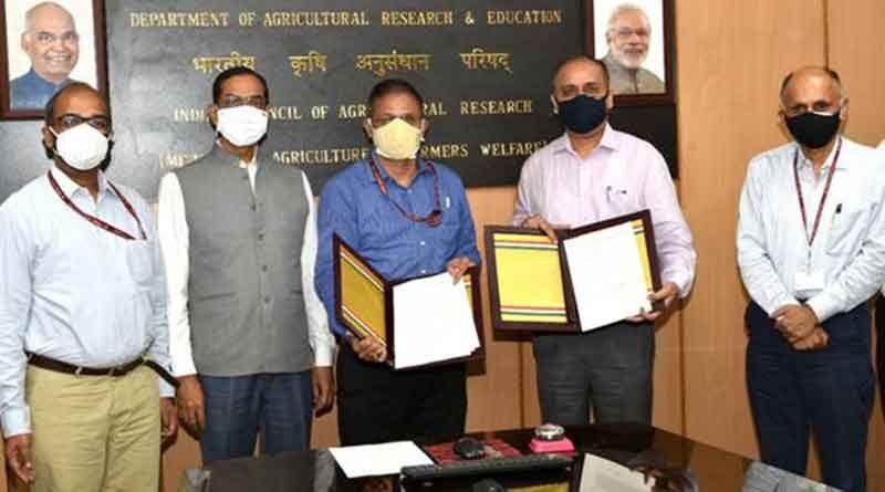 आईसीएआर और डिजिटल इंडिया ने किसानों को  टेली कृषि सलाह देने के लिए एमओयू किया