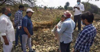 साढ़े सात नदी होंगी जीवित - मंत्री सुश्री ठाकुर