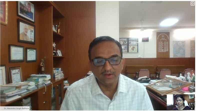 खाद्य उद्योग क्षेत्र में रोजगार की असीम संभावनाएँ - डॉ. नरेन्द्र सिंह राठौड़