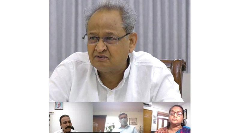 खाद्य सुरक्षा योजना का लाभ सुनिश्चित करें : श्री गहलोत