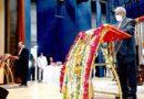 मध्य प्रदेश के राज्यपाल श्री पटेल ने कार्यभार ग्रहण किया