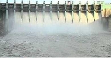 इंदिरा सागर की मुख्य नहर में निर्माण कार्य के चलते पानी नहीं छोड़ा जा सकेगा