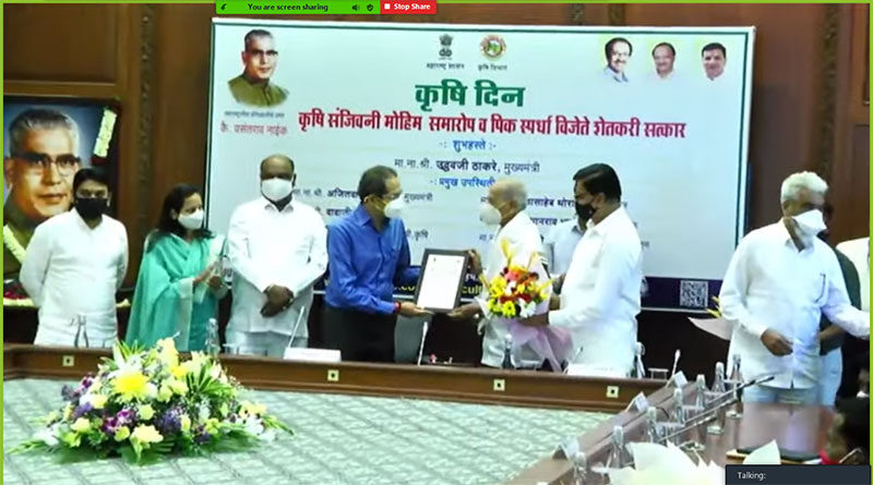 श्रीराम सुपर 111 गेहूं ने दिलाया पुरस्कार