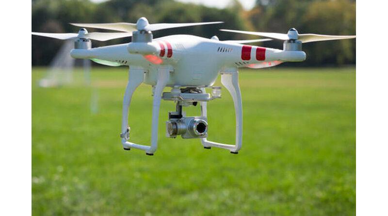 मंदसौर में प्रयोग के तौर पर ड्रोन से छिड़काव की पहल