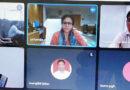 राष्ट्रीय कृषि बाजार'' (e-NAM) से म0प्र0 , राजस्थान मण्डियों के मध्य ऑनलाईन व्यापार बढ़ाने की पहल