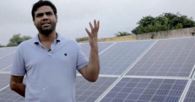 सौर ऊर्जा में निवेश से सुरक्षित हुआ भविष्य