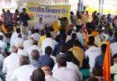 लाभकारी मूल्य किसानों का जन्मसिद्ध अधिकार - श्री दांगी