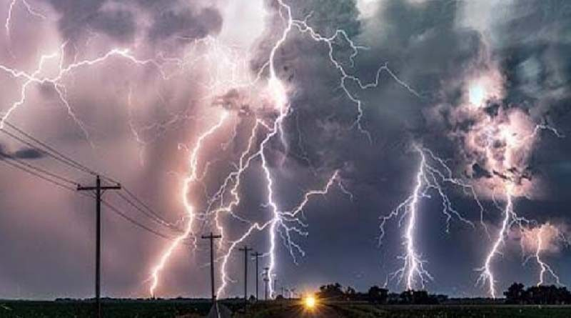 बिजली गिरने के बढ़ते खतरे