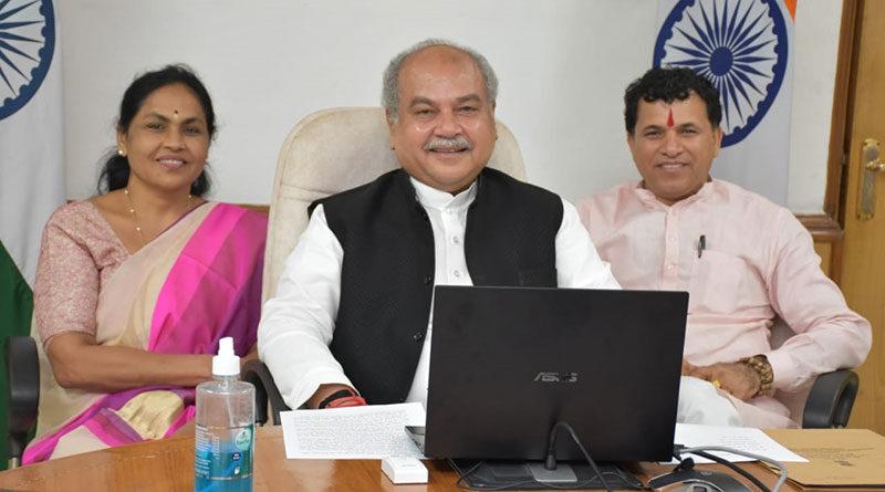 भारतीय कृषि अनुसंधान परिषद ने 7 वर्षों के दौरान 1,656 नई किस्में विकसित की