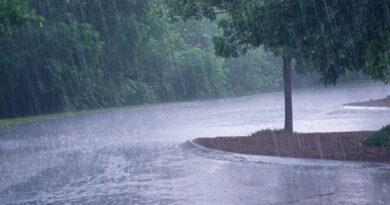 राजस्थान में अब तक हुई सामान्य वर्षा