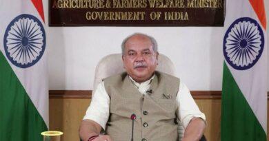 क्रॉपलाइफ इंडिया में में केंद्रीय कृषि मंत्री