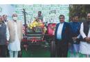 देश का पहला सीएनजी ट्रैक्टर लांच